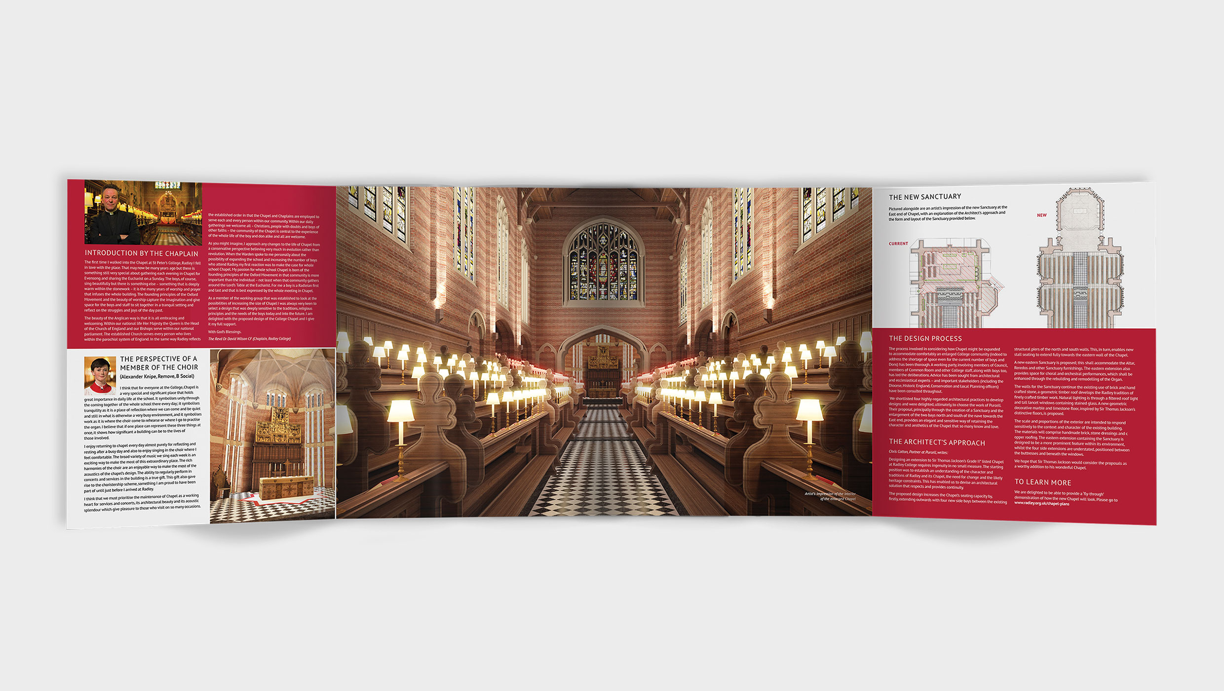 Foundation and development report for Radley College